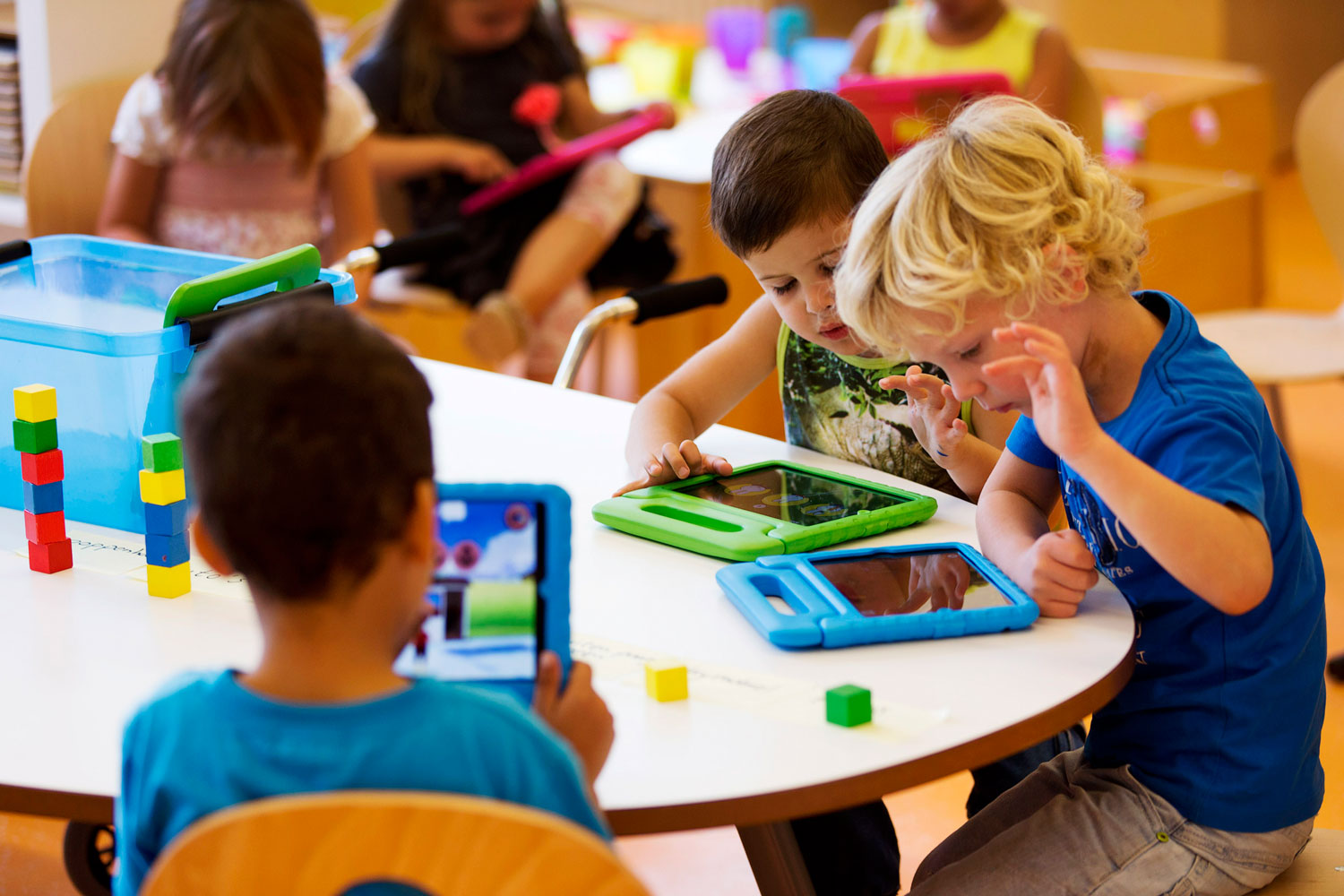 electronic gadgets in schools